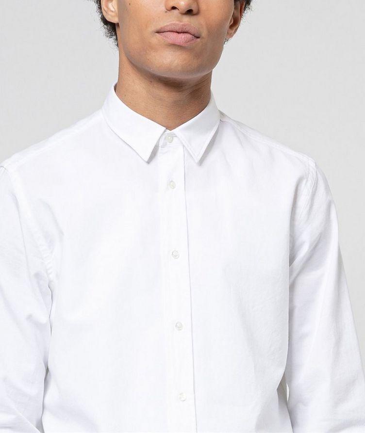 Oxford Printed Cotton Shirt image 4