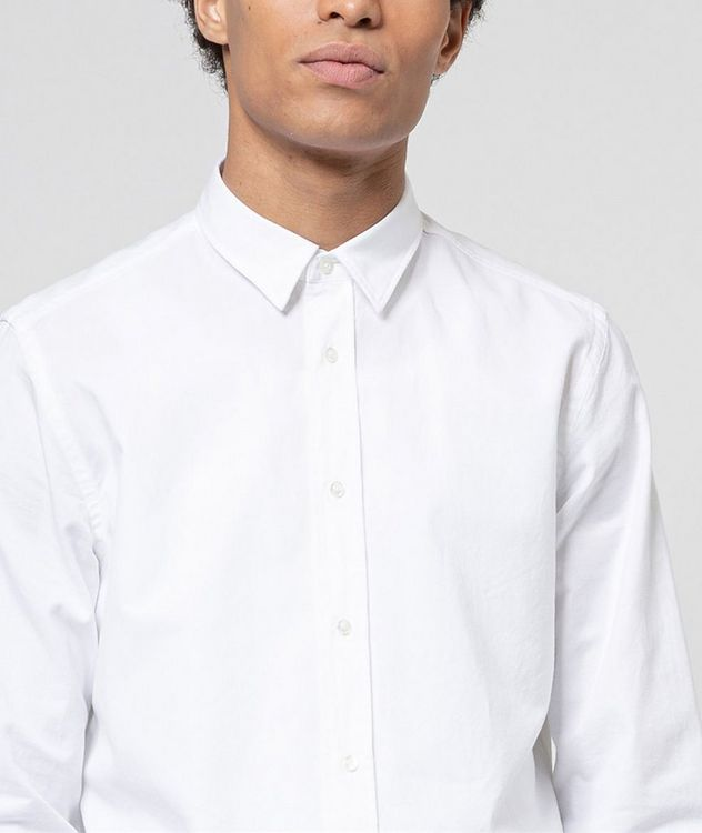 Oxford Printed Cotton Shirt picture 5