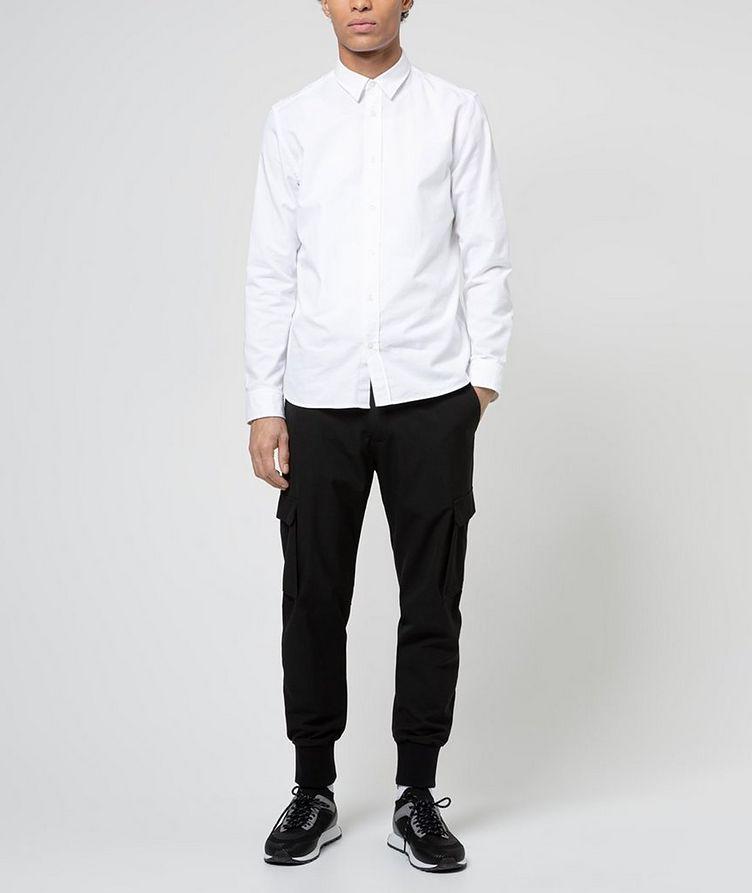 Oxford Printed Cotton Shirt image 5