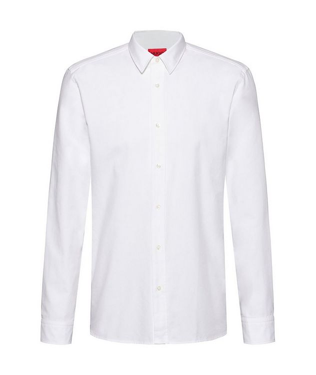 Oxford Printed Cotton Shirt picture 1
