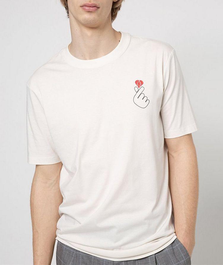 Dunagi Love Cotton T-Shirt image 1