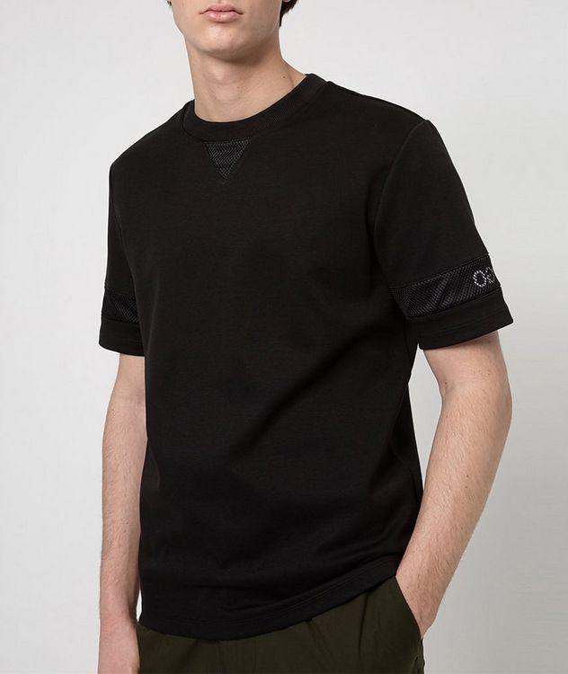 Cotton Mesh T-Shirt picture 2