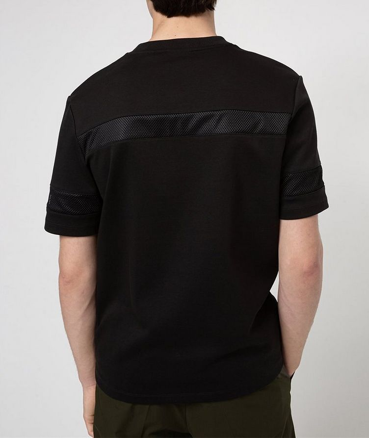 Cotton Mesh T-Shirt image 2