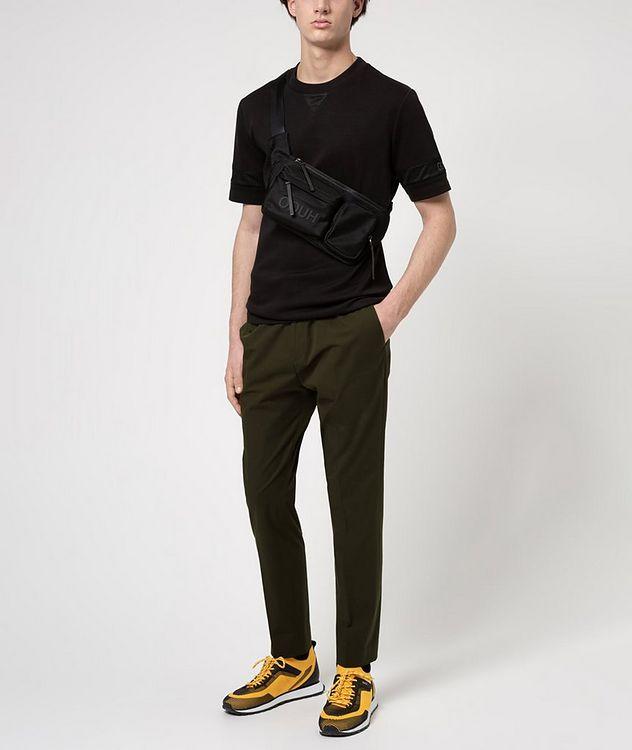 Cotton Mesh T-Shirt picture 4