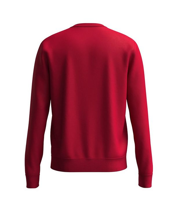 Terry Cotton Sweatshirt picture 2