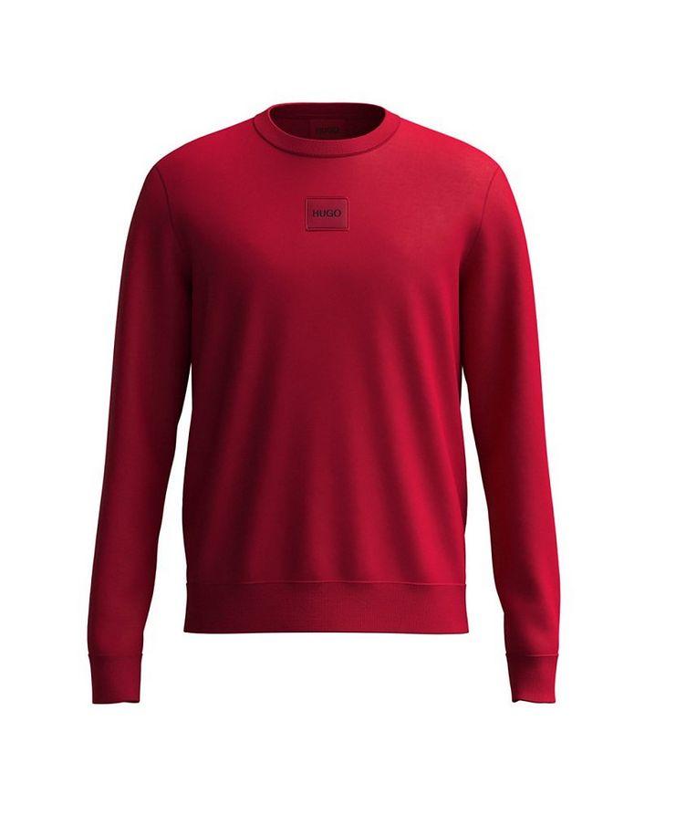 Terry Cotton Sweatshirt image 0