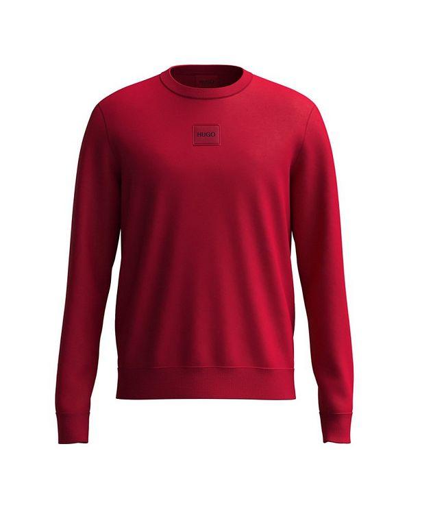 Terry Cotton Sweatshirt picture 1