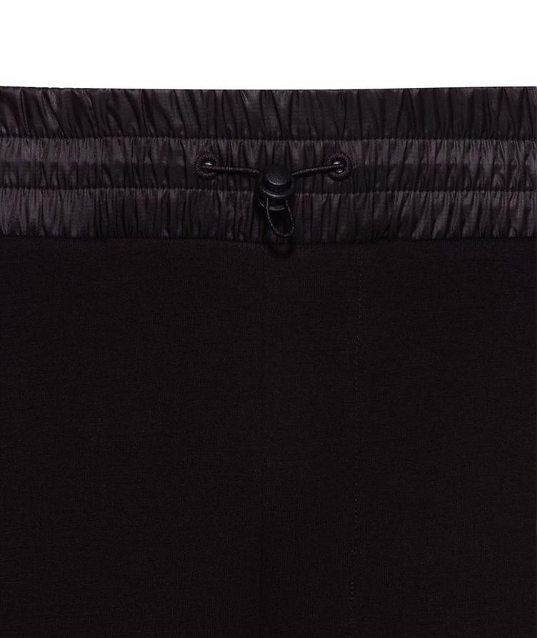 Durimi Stretch-Cotton Joggers image 1