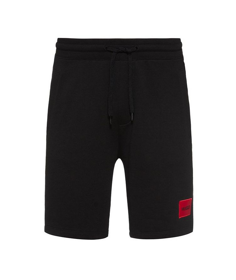 Diz212 Cotton Gym Shorts image 0