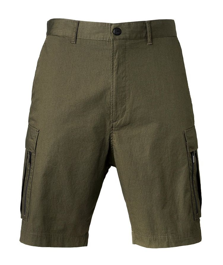 Johnny212 Rip-Stop Stretch-Cotton Cargo Shorts image 0