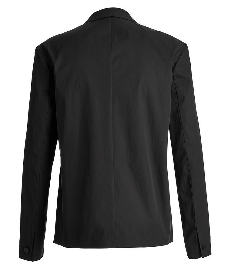 Arzal2121 Contemporary Fit Stretch-Cotton Performance Sports Jacket image 1