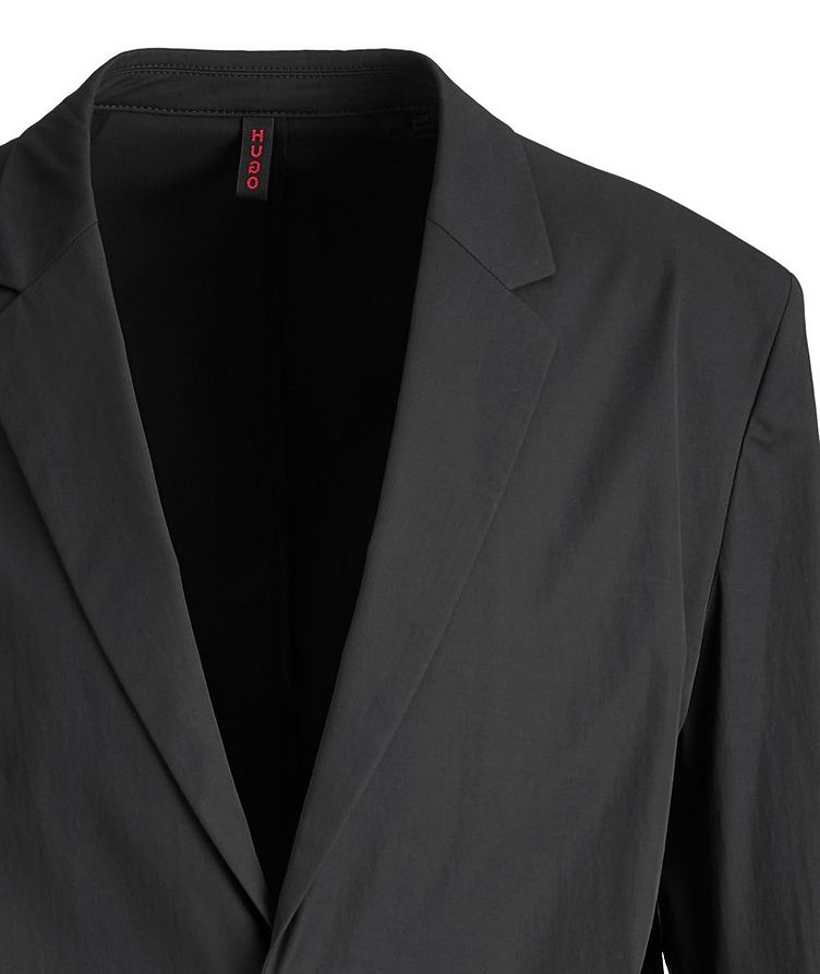 Arzal2121 Contemporary Fit Stretch-Cotton Performance Sports Jacket image 2