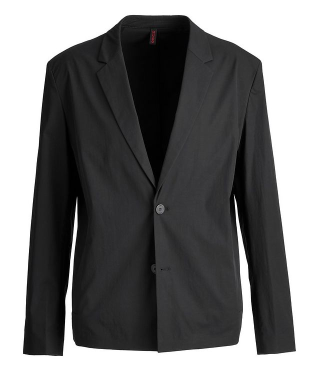 Arzal2121 Contemporary Fit Stretch-Cotton Performance Sports Jacket picture 1