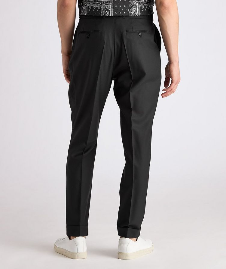 Pierre Fresco Wool Pants image 4