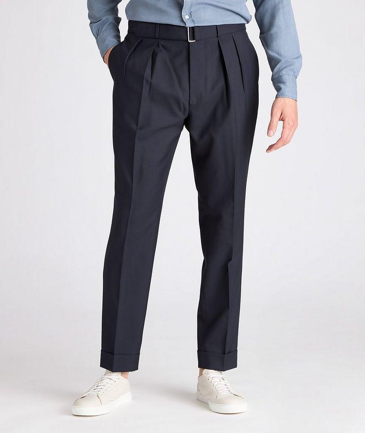 Pierre Fresco Wool Pants image 1