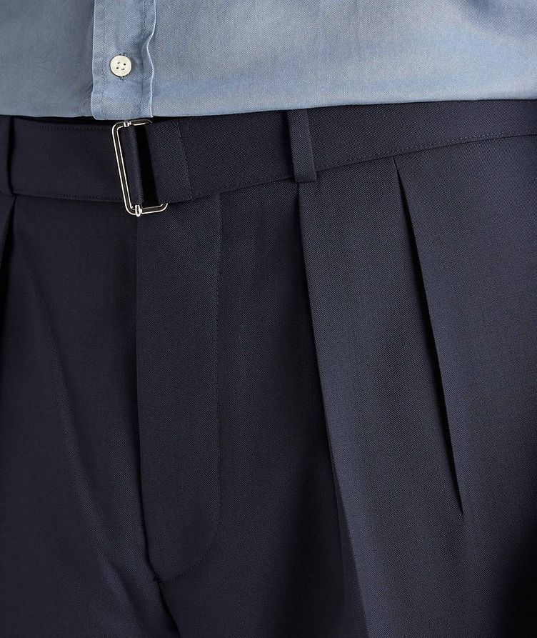 Pierre Fresco Wool Pants image 3