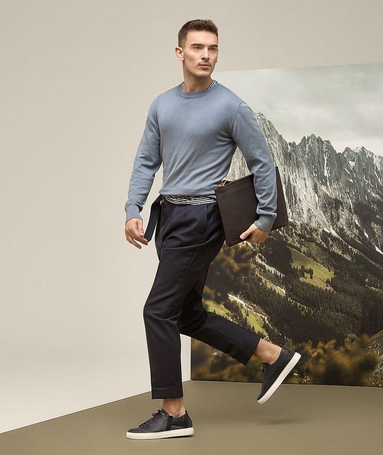 Pierre Fresco Wool Pants image 5