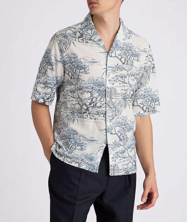 Eren Short-Sleeve Printed Shirt picture 2