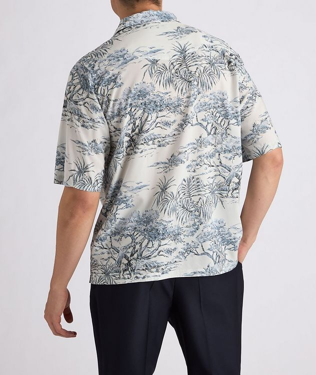 Eren Short-Sleeve Printed Shirt picture 3