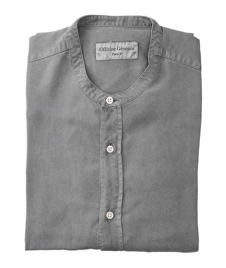 Gaspard Tencel Shirt image 0