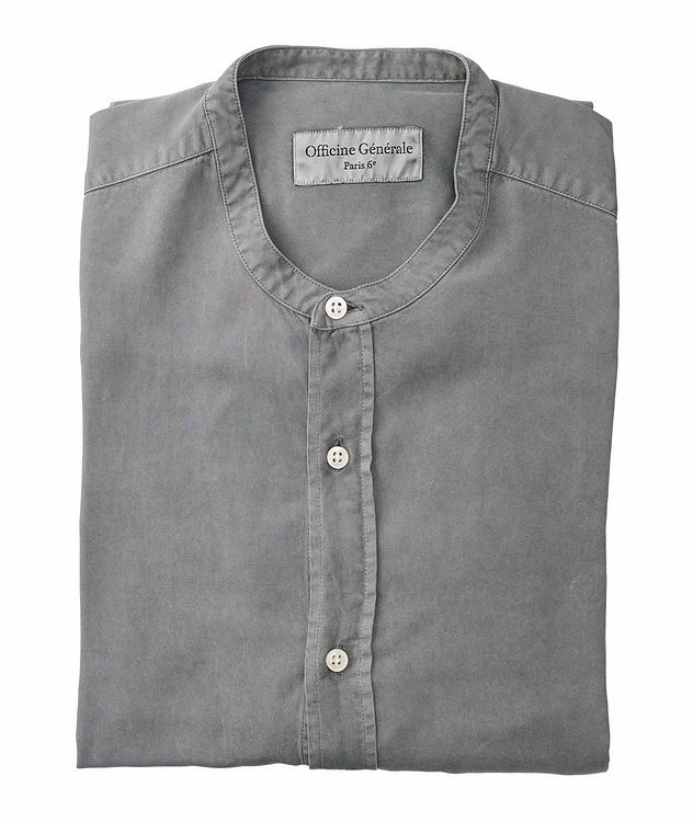 Gaspard Tencel Shirt picture 1