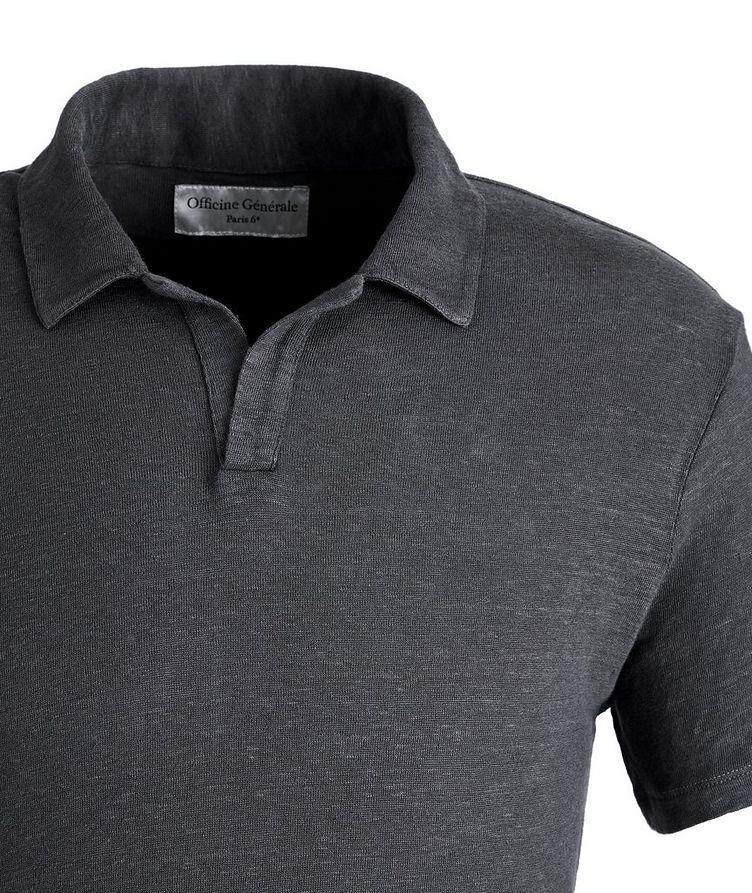 Linen Polo image 1