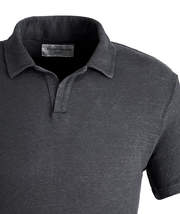 Linen Polo picture 2
