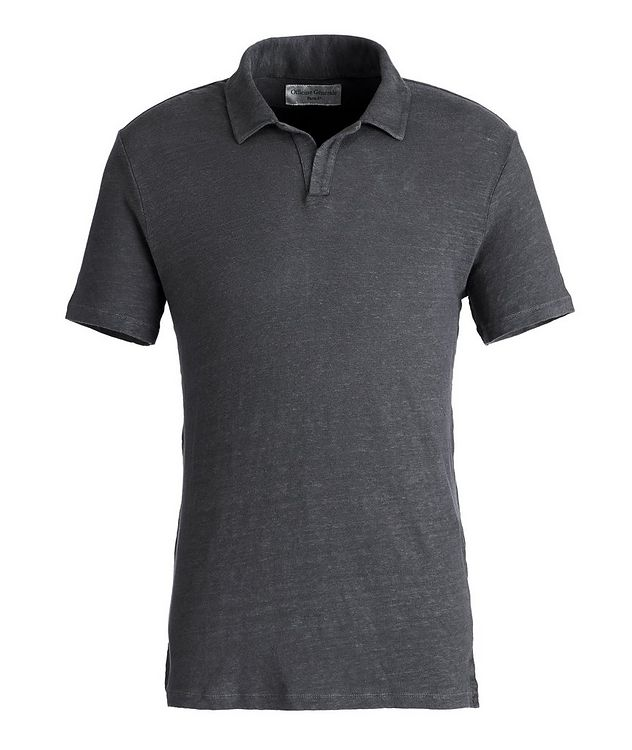 Linen Polo picture 1