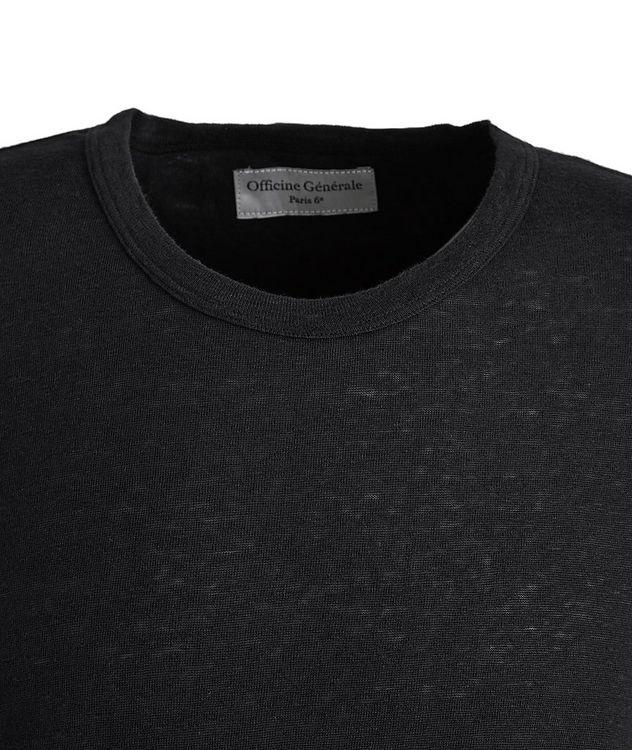 Emile Linen T-Shirt picture 2