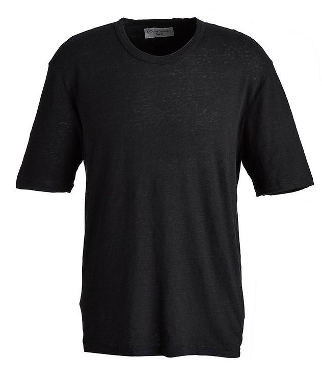 Emile Linen T-Shirt picture 1