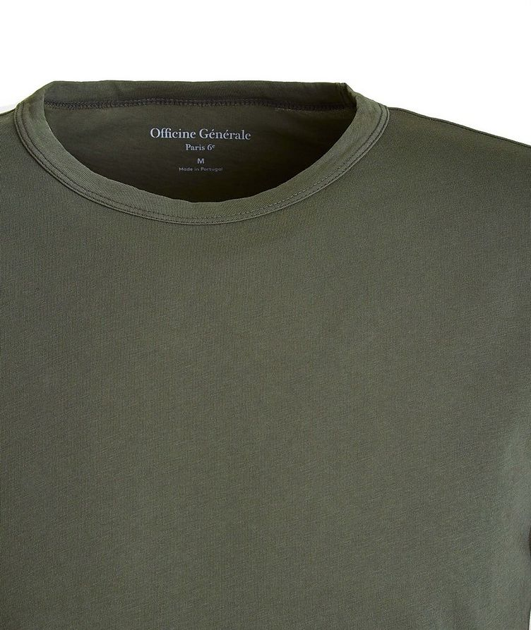 Ice Touch Cotton T-Shirt image 1