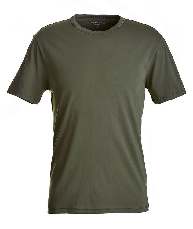 Ice Touch Cotton T-Shirt picture 1