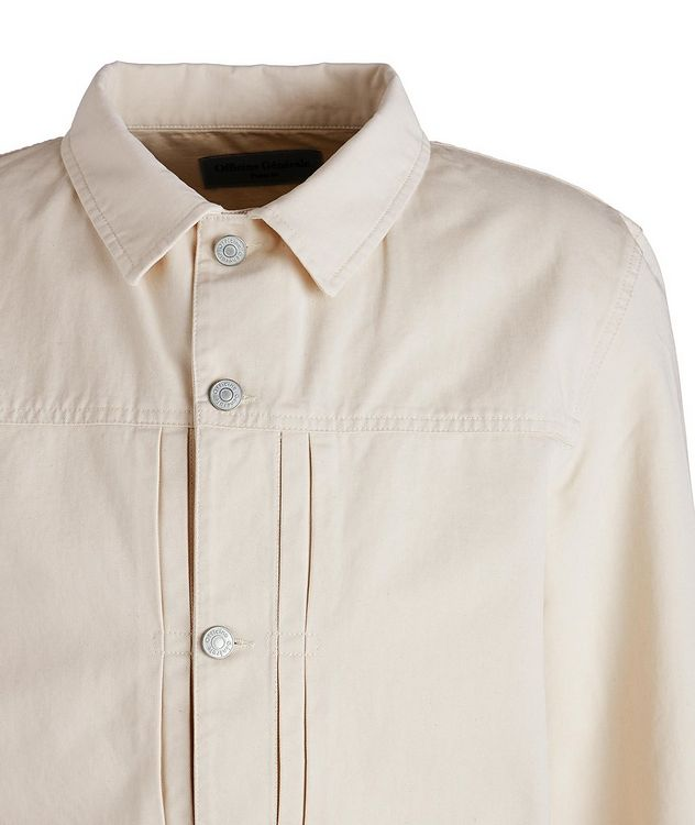 Leo Organic Cotton Trucker Jacket picture 3