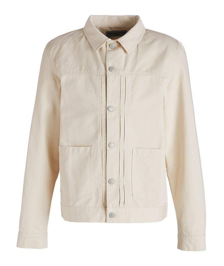 Leo Organic Cotton Trucker Jacket image 0