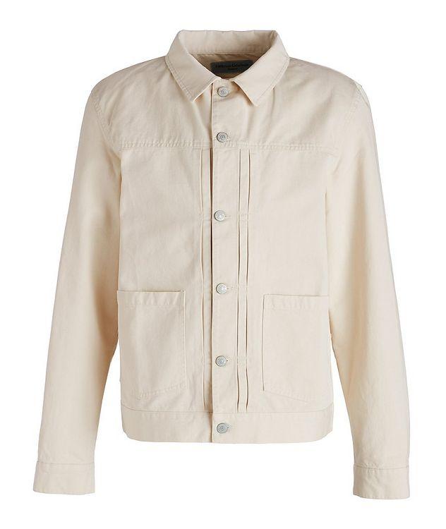 Leo Organic Cotton Trucker Jacket picture 1