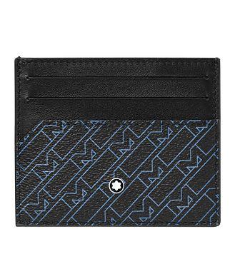 Montblanc M_Gram Leather Cardholder