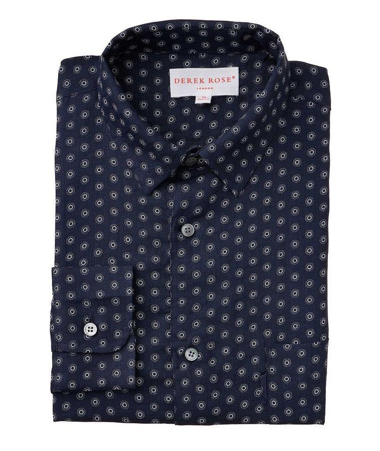 Milan 12 Linen Shirt image 0