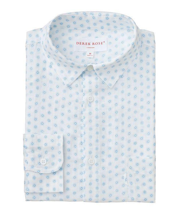 Milan 12 Linen Shirt picture 1