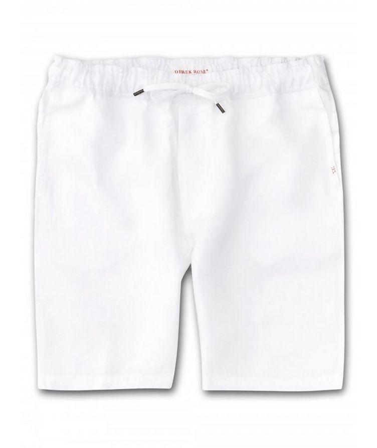Sydney 1 Linen Shorts image 0