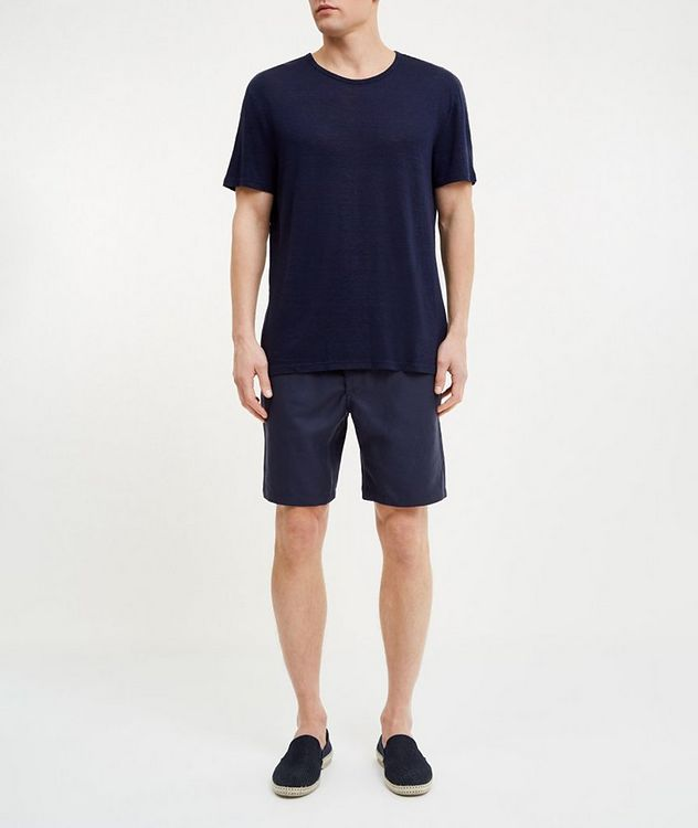 Sydney 2 Linen Shorts picture 4