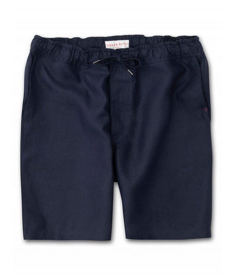 Sydney 2 Linen Shorts image 0