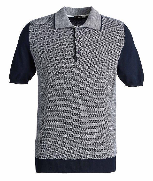 Knit Cotton Polo picture 1