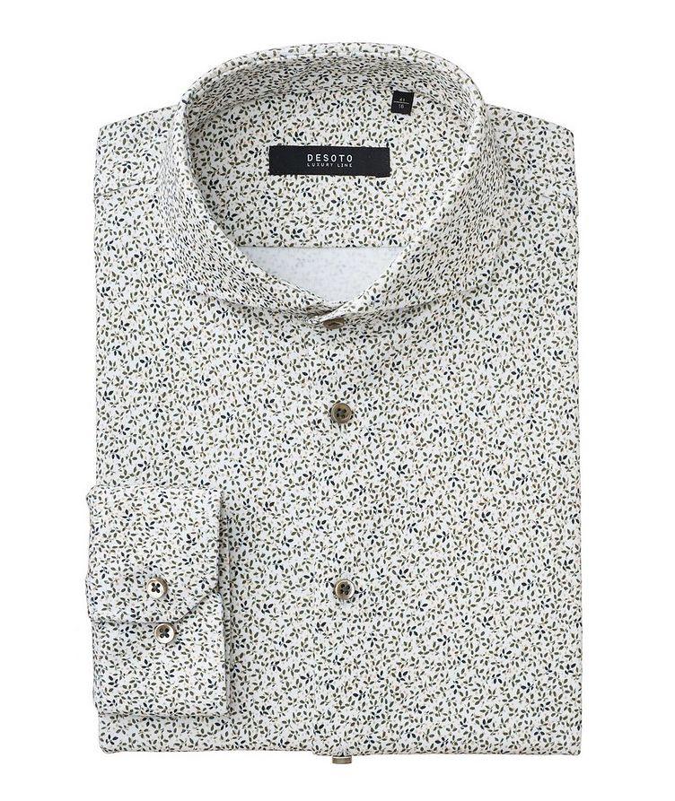 Hai Printed Cotton Shirt image 0