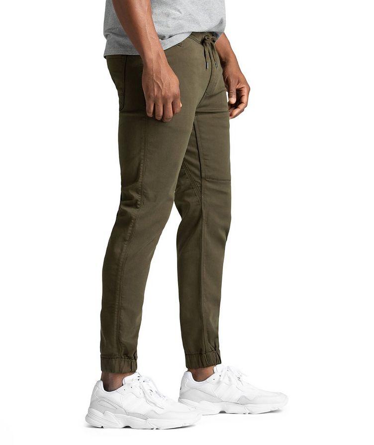 No Sweat Tech-Cotton Joggers image 2