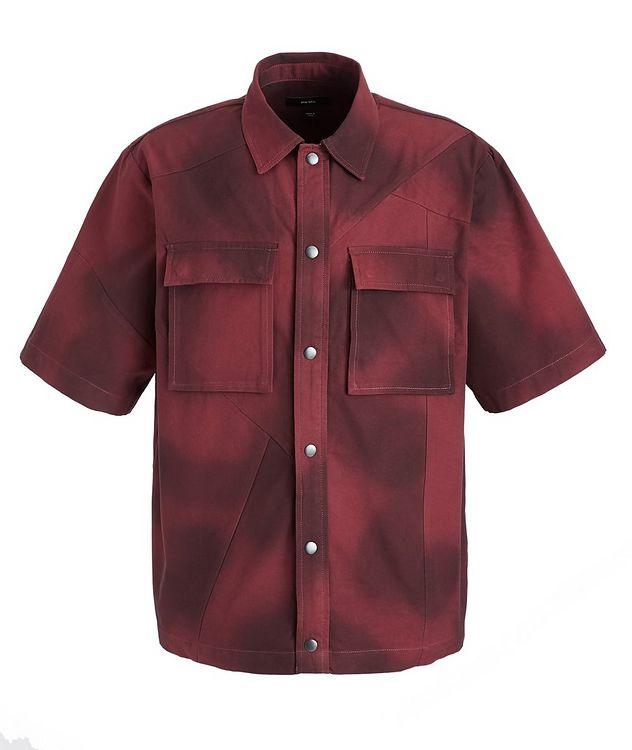 S-Gunn Tie Short-Sleeve Shirt picture 1