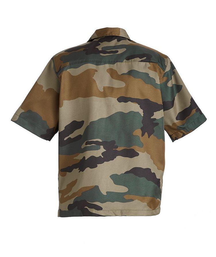 S-Wolf-Camu Short-Sleeve Shirt image 1