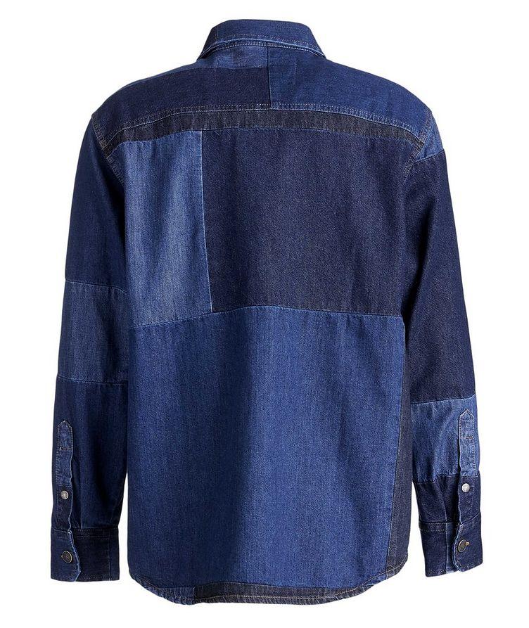 D-Horus Denim Shirt image 1