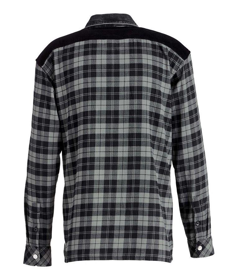 S-Servin Plaid Shirt image 1