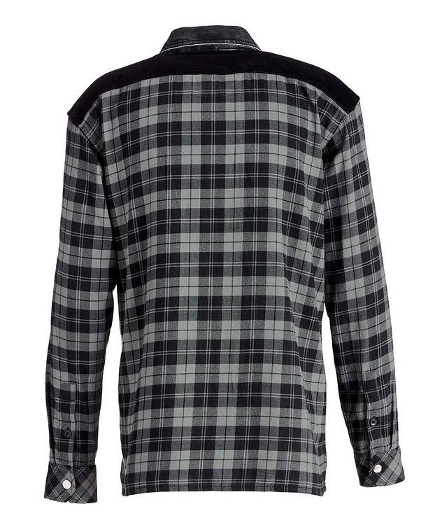 S-Servin Plaid Shirt picture 2