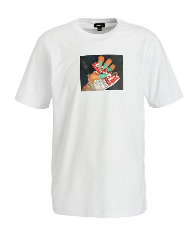 T-Just-A36 Cotton T-Shirt picture 1